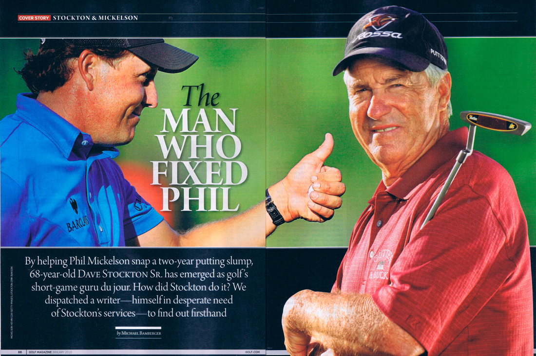 Dave Stockton - Golf Magazine