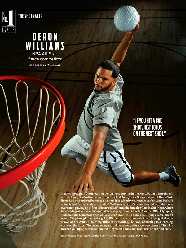 Deron Williams - Brooklyn Nets NBA
