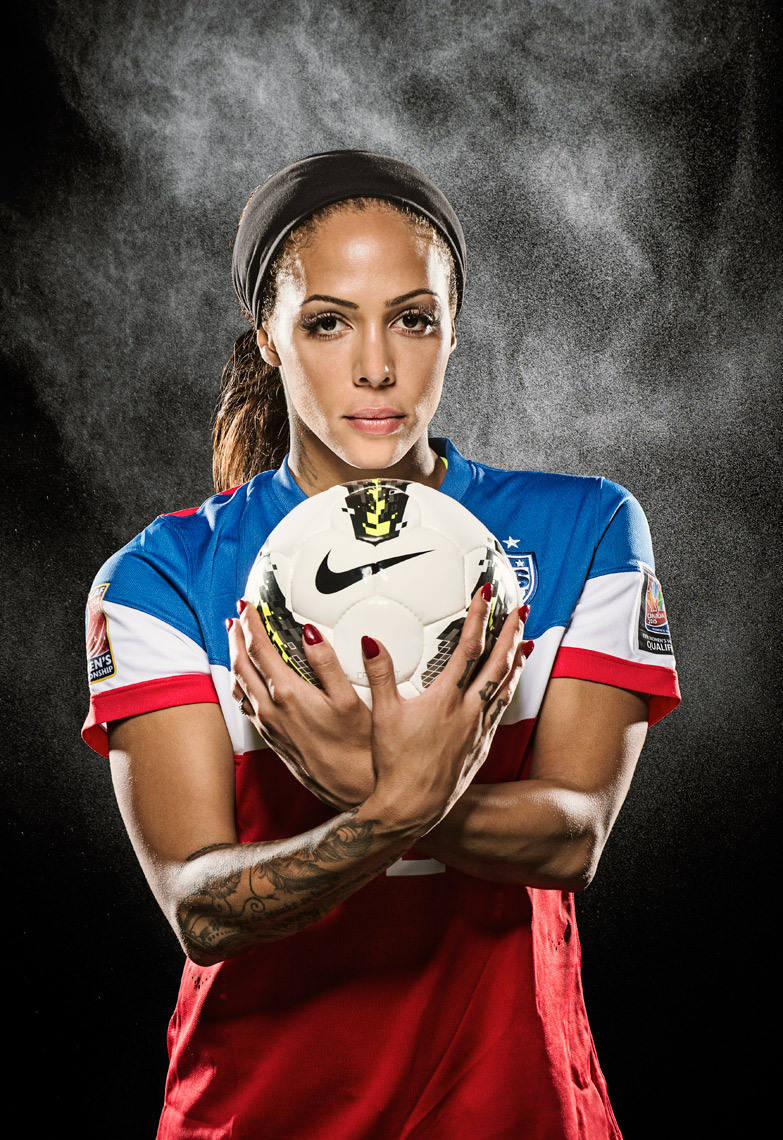 Sydney LeRoux - USA Women