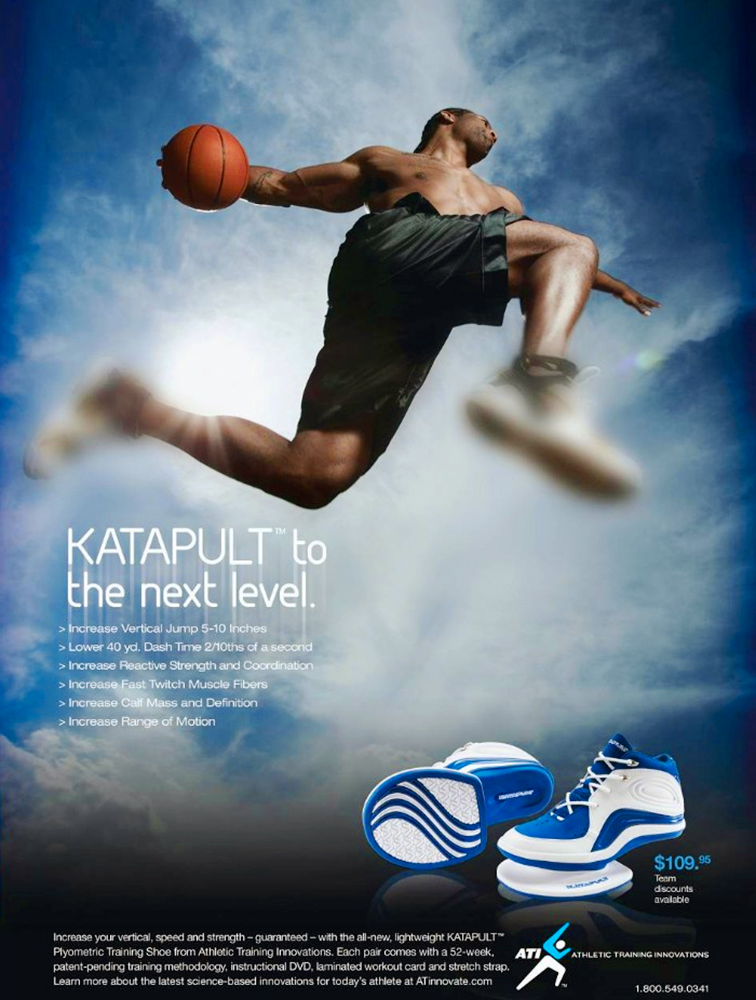 Katapult Basketball Shoes