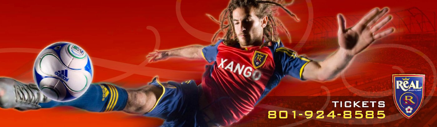 Kyle Beckerman - Real Salt Lake Soccer